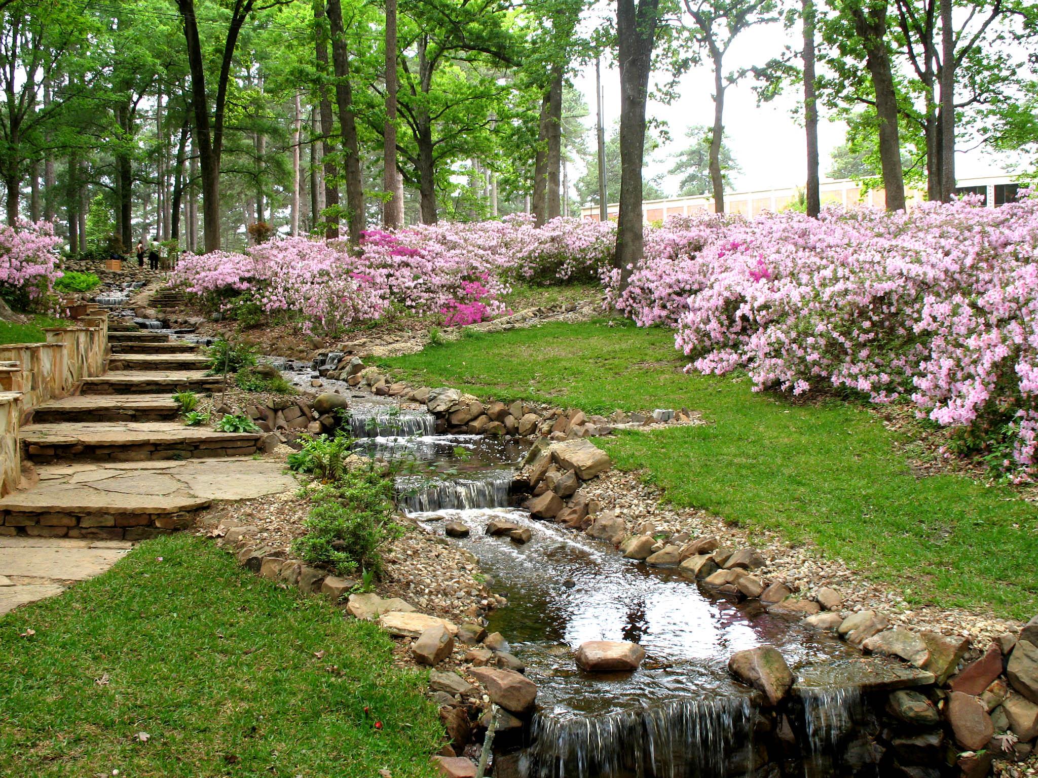 Welcome to pathfinder camille albrecht for Spring garden ideas